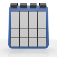 calendar app by hamsonb