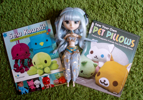 Fay and new books by Ishtar-Creations