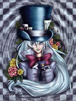 Mad Hatter colored by alexasrosa