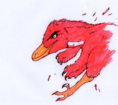 Angrybirds-red by Aykwan