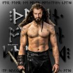 Shirtless Thorin Oakenshield by LadyOakenshield157