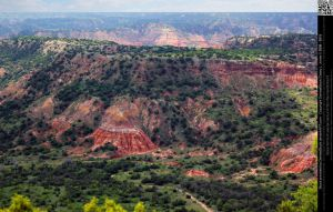 Palo Duro Canyon 4 by DamselStock