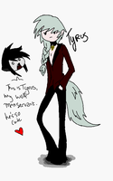 Kitty Introduces: TYRUS by AskVampireKitty