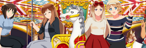 APH - Carousel  by EvilCoco95