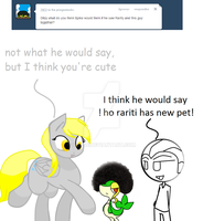 ask derpy and friends No 61 by odase