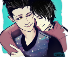 Happy Malec Week! by MagnusRayne