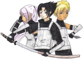 Team 7--For Robbie by Troll--zaya
