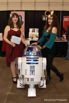 R2D2 by IneffableLexicon