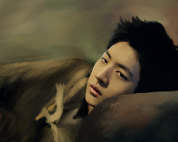.: MBLAQ's Thunder :. by TimSawyer