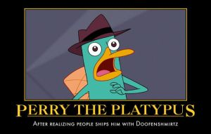 Perry Demotivational by animegx43