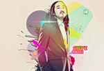 Steve Aoki Wallpaper by noizestudios