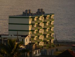 Cuba . House by the sea by utico
