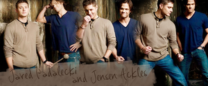 Jared and Jensen by LittleGreenleaf