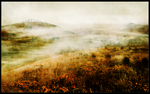 LotR: Fog on the Barrow-downs by LadyElleth