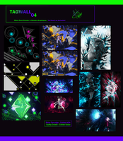 Tagwall 04 by Aoi-Heart