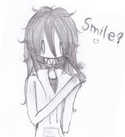 Smile? by izsumi123