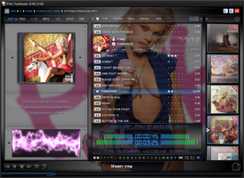 Kameleon foobar PREVIEW by Br3tt