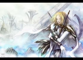 Claymore - Phantom Miria by Maxa-art