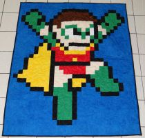 Robin Quilt by quiltoni