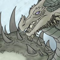 Paarthurnax Icon by TVCranium