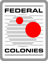 Federal Colonies Badge by CmdrKerner
