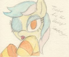 For being Saucy by InfiniteBadness