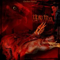 Chicken Horror by inObrAS