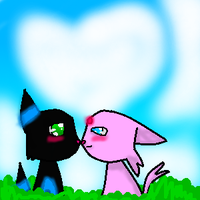 Thats a Funny looking Cloud (old) by Animallover08