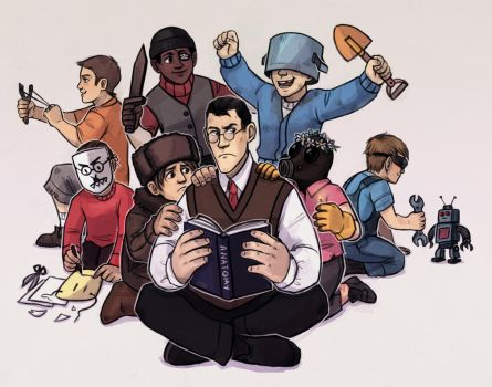 Kids Fortress 2 by Kethavel