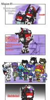 Mission 05 - page one by BloodyChaser