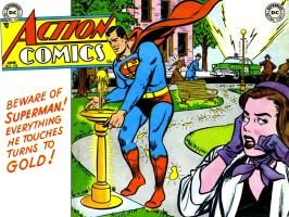 Action Comics 193 by Superman8193