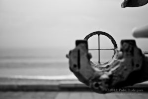 old canon sight by Tereineus