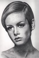 Twiggy by Karentownsend