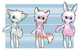 Adopts (3/3) (OPEN) by Assorted-Adopts