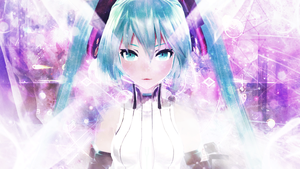 .: Hatsune Miku :. by Alice-Hato