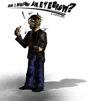 Adam Savage by Paco-Mexicano