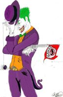 joker by ClownPrinceOfCrime69