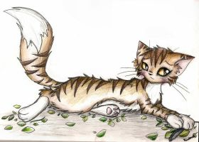 Leafpool by Kinkocat