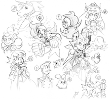 FH Doodledump 7/22/2013 by The-Knick