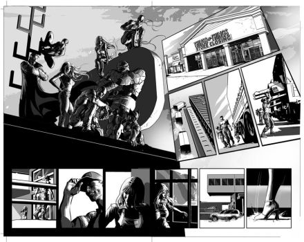 N.A 09: Pages 02-03 Art by MikeDeodatoJr