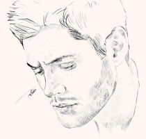 Jensen. Sketch by Alex-Soler