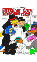 Extreme Dinosaurs Goin' Places 1977 by reg92