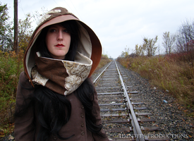 Clock Keeper Hood and Cowl by Fennec777