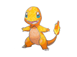 Pokemon Charmander by match16