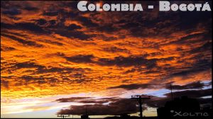 Bogota Colombia by Alfteconish
