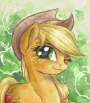 Applejack by The-Wizard-of-Art