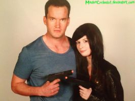 Gwen and Ianto by MasterCyclonis1