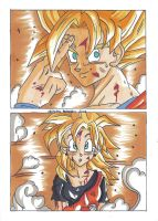 What are you doing, Goku? by ShiroCup