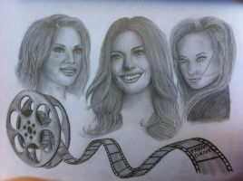 Actresses from New York! by xxeks
