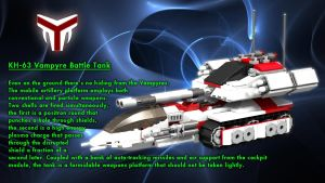 Vampyre Tank Overview by SWAT-Strachan